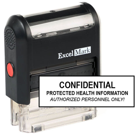 Large Confidential Stamp