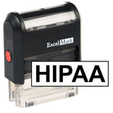 Large HIPAA Stamp