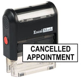 Cancelled Appointment Stamp