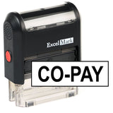 Co-Pay Stamp