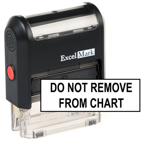 Do Not Remove Stamp