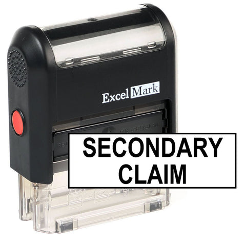 Secondary Claim Stamp
