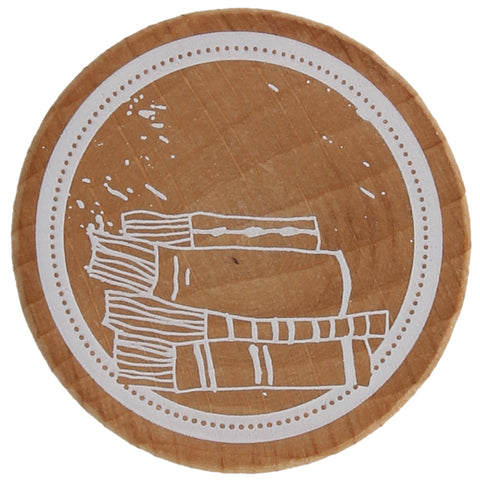 Books Stamp