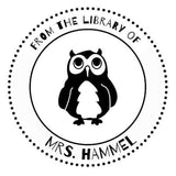 Address Embosser Library Owl Embosser