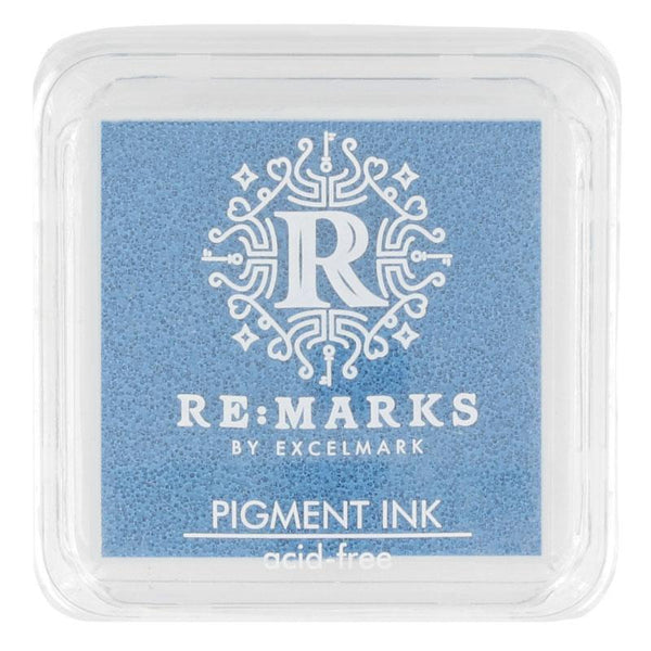 Craft Ink Pads Ocean Blue Pigment Ink Pad