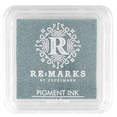 Craft Ink Pads Slate Grey Pigment Ink Pad