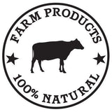 Craft Stamp 100% Natural Farm Products Stamp
