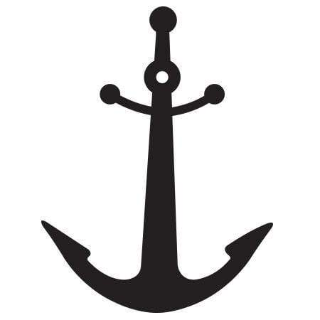 Craft Stamp Anchor Stamp