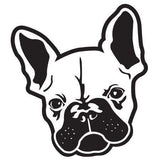 Craft Stamp French Bulldog Face Stamp
