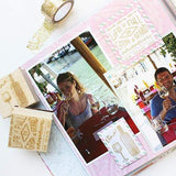 Craft Stamp Life Is Full Of Great Adventures Stamp