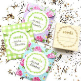 Craft Stamp Seed Label Stamp