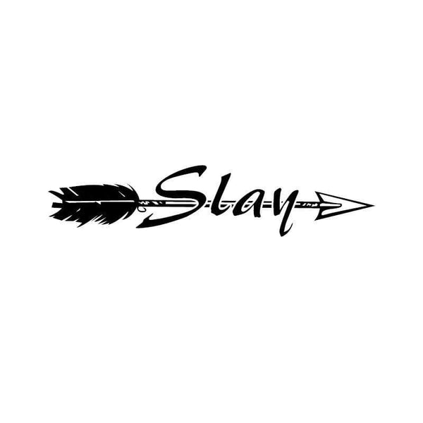 Craft Stamps Slay Stamp