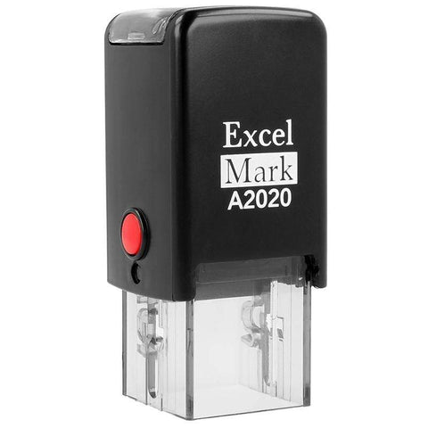 Custom Stamps ExcelMark A2020 Self-Inking Stamp