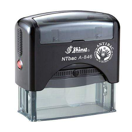 Custom Stamps Shiny NTbac A-846