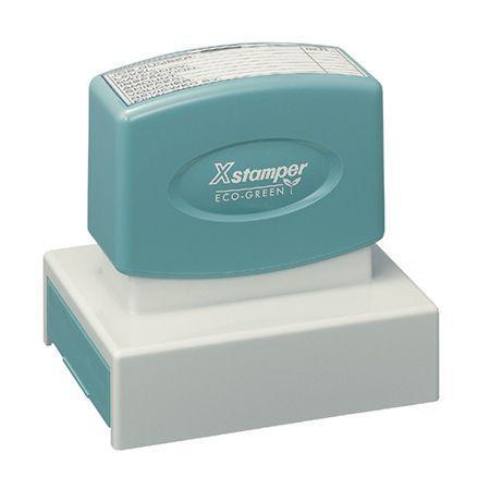 Custom Stamps Xstamper N22