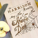 Cutting Boards Halloween Cutting Board