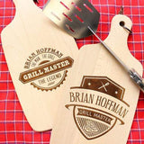 Cutting Boards The Man The Grill The Legend Cutting Board