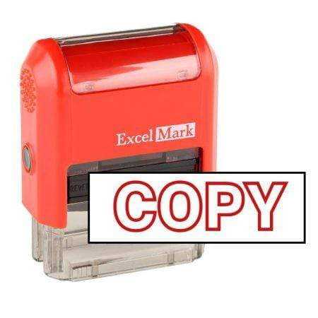 Office Stamps Copy Stamp (Two Color)
