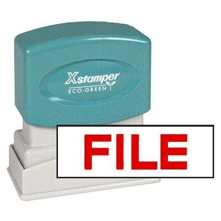 Office Stamps File Stamp (1051)