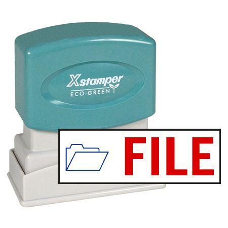 Office Stamps File Stamp (2028)