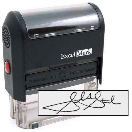 Signature Stamps Large Signature Stamp