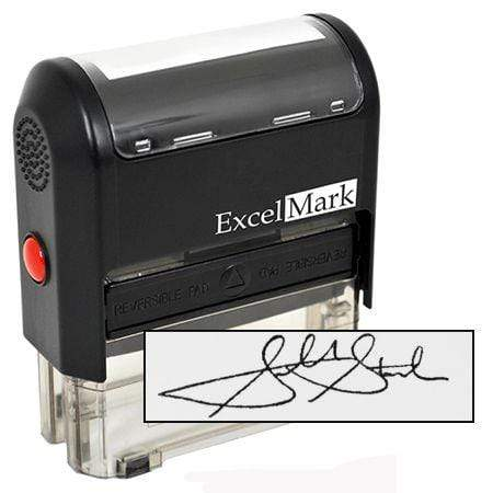 Signature Stamps Medium Signature Stamp
