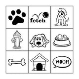 Stamp Kits Dog Stamp Set