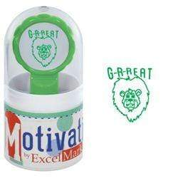 Teacher Stamps G-r-reat Stamp