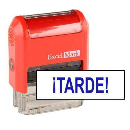 Teacher Stamps Tarde Stamp (Two Color)