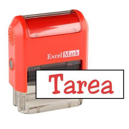 Teacher Stamps Tarea Stamp (Two Color)