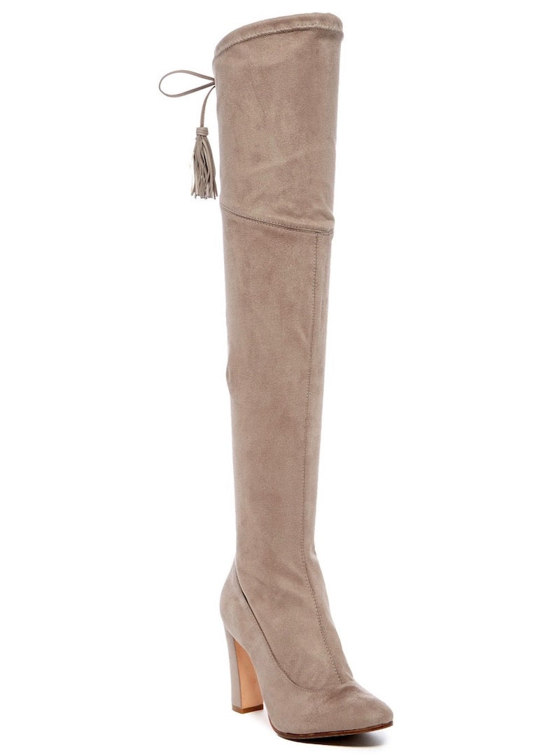 SCHUTZ Beau Over the Knee Thigh High Boots