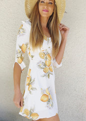 Limonada Mini Dress