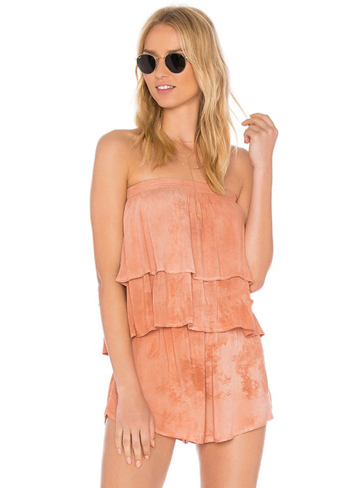 Marion Tiered Romper