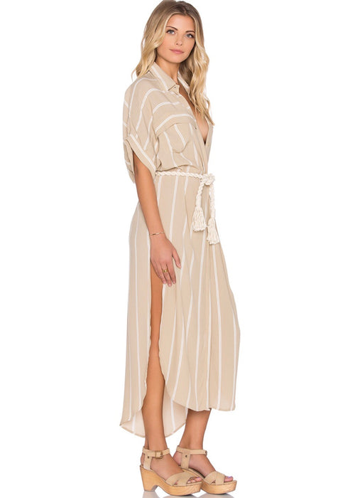 Gigi Americana Shirt Dress