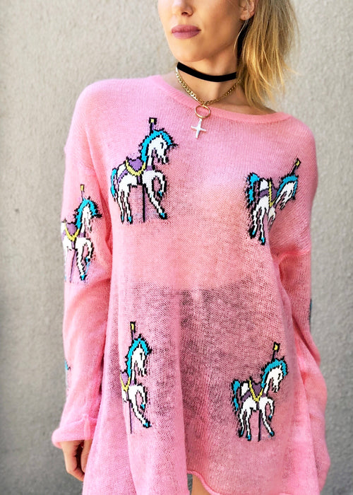 Carousel Pony Ringo Sweater