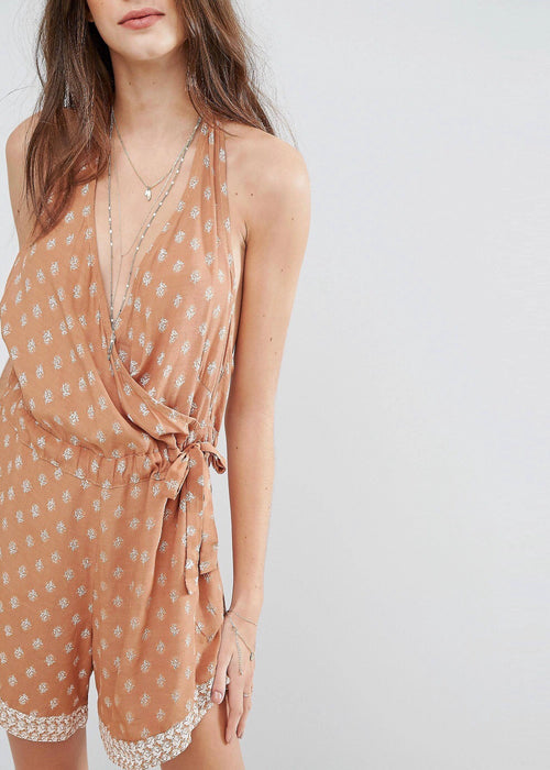 Beachcomber Romper in Florence