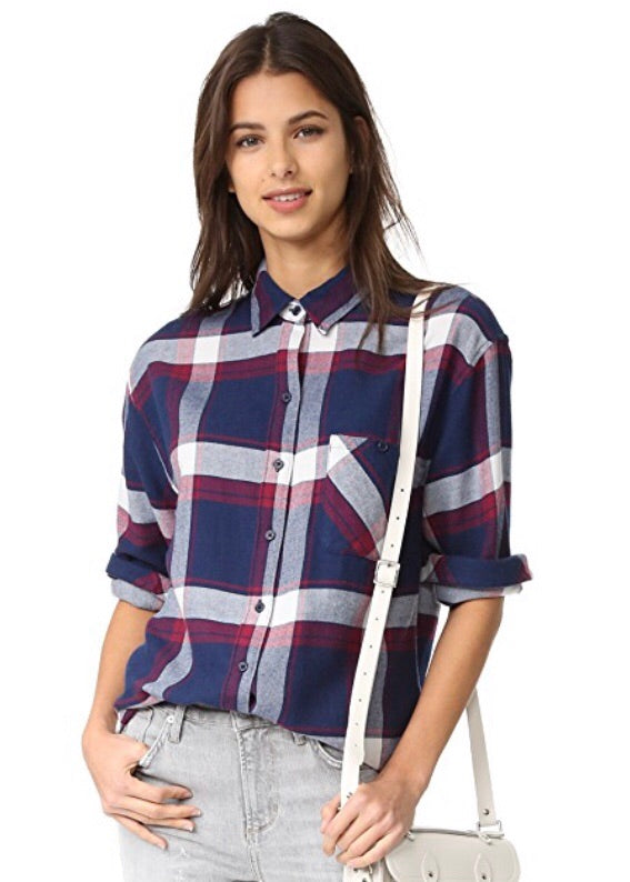 Jackson Button Down Top