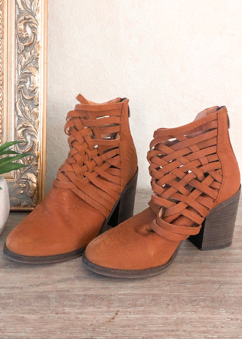 Carrera Caged Ankle Bootie