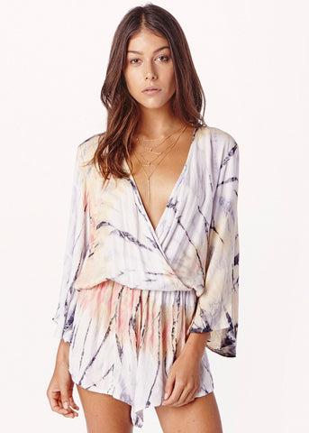 Festival Tie-Dye Two Piece Set