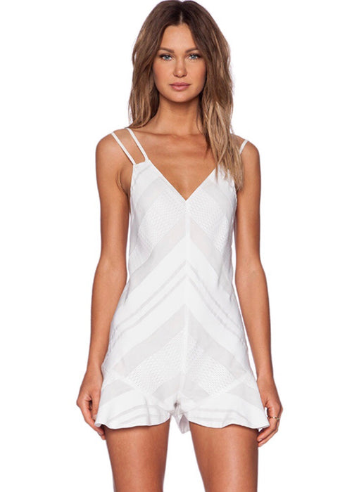 For A Thrill Romper