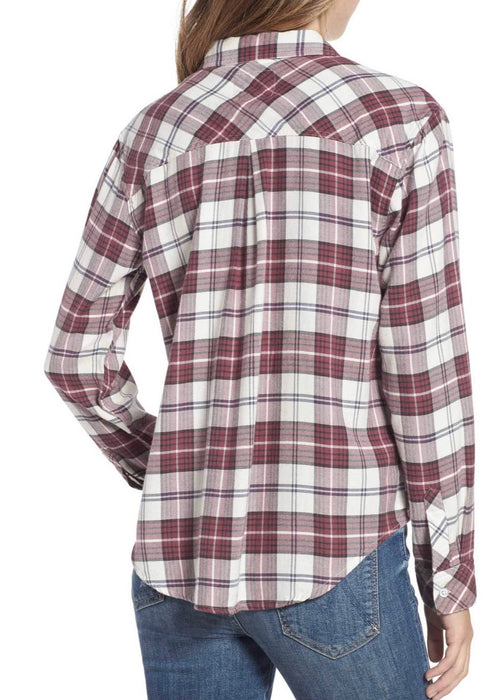 Hunter Button Down Flannel