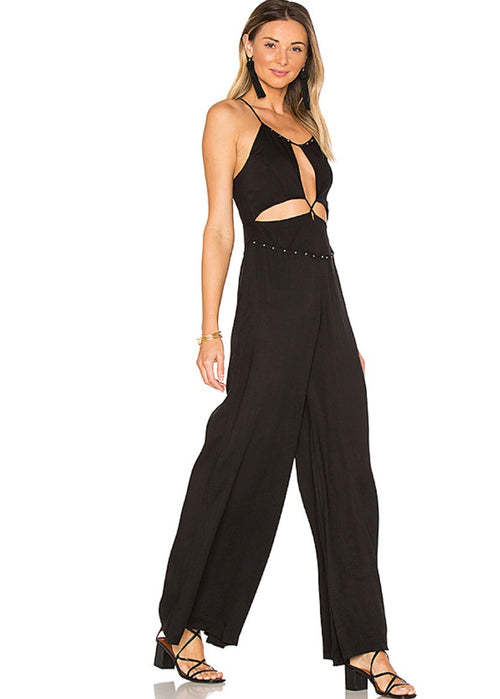 Studded Sunset Jumpsuit