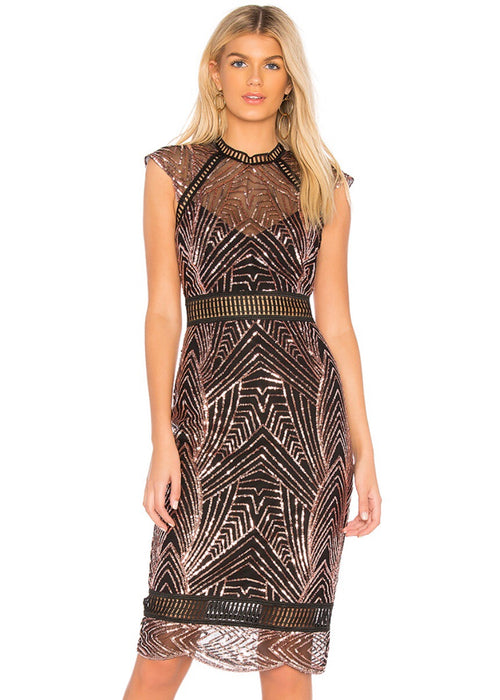 Heloise Midi Dress
