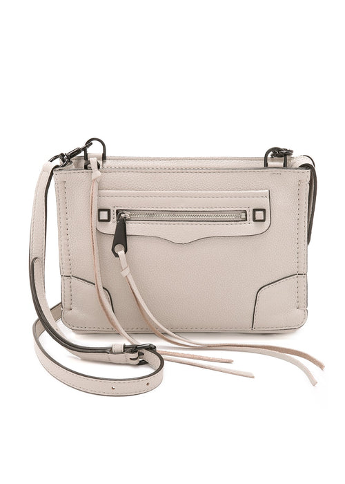 Rebecca Minkoff - Regan Crossbody Bag - Putty Cream White