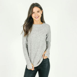 Six Fifty - Thumbhole Sweater - Sassy Girl Boutique NJ