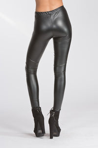 Cherish - Faux Leather Leggings - Sassy Girl Boutique NJ