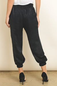 Le Lis - Silky Joggers - Sassy Girl Boutique NJ
