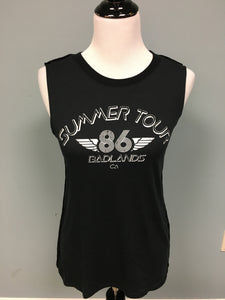 Social Decay - Summer Tour Badlands Muscle Tank - Sassy Girl Boutique NJ