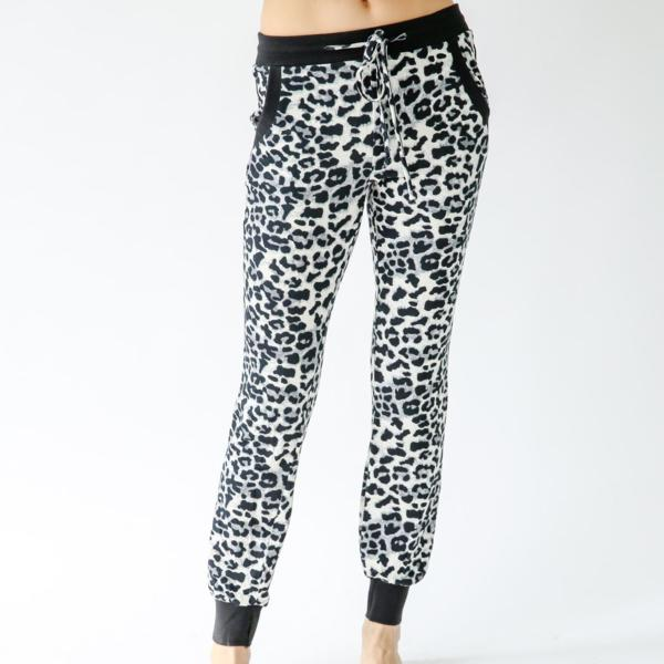 Six Fifty - Leopard Jogger - Sassy Girl Boutique NJ