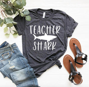Teacher Shark T-shirt
